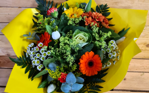 Bouquet bulle - grand