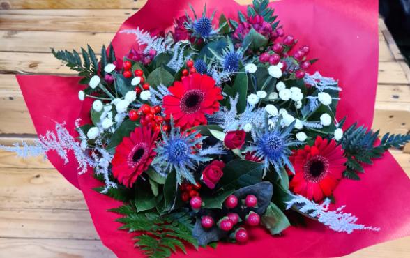Bouquets - Hiver