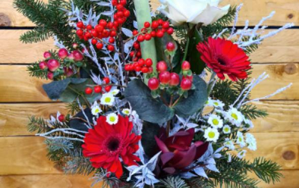 Compositions - fêtes de fin d'année